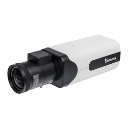 Vivotek IP816A-LPC-18 Fixed Network License Plate Camera, 18mm