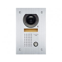 Aiphone JF-DVF Jf Flush Mount Color Vandal Door Station Ss