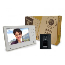 Aiphone JOS-1A 7 inch Screen With Touch Buttons Hands-Free Video Set