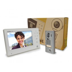 Aiphone JOS-1V 7-inch Touch Button Video Intercom Kit