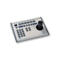 PELCO KBD-4000 Multiplexer Keyboard, Full-Functionality, Fixed/Variable Speed, Joystick PTZ Control