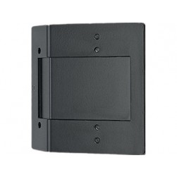 Aiphone KMB-45 45-Degree Mullion Mounting Bracket for 1-Gang Surface Mount Door Stations