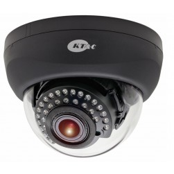 KT&C KPC-DNNS102NUVB 960H Indoor IR Dome Camera