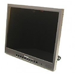 Ikegami LCM-151 15-inch High Resolution Surveillance LCD Monitor