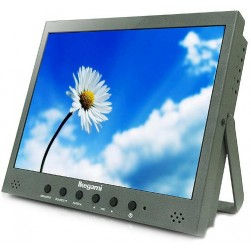 Ikegami LCM-971 9.7in High-Res Color LED BLU Monitor, 1024x768