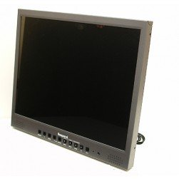 Ikegami LCM-171 17-inch High Resolution LCD Monitor, 1280 x 1024