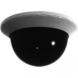 Pelco LD4W-0 Lower Dome for Spectra Mini-Series, White, Smoked Bubble