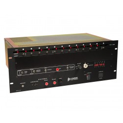 Louroe Electronics DG-12II Sound Activated Alarming Audio Base Station