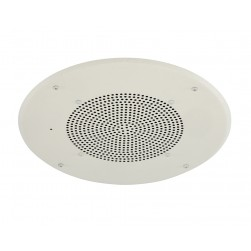 Louroe Electronics AOP-SP-CF (2)-Way Speakerphone, Ceiling Flush Mount