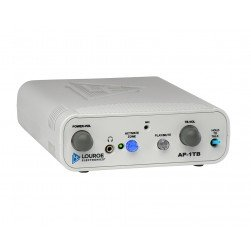 Louroe Electronics AP-1TB Single Zone Audio Monitoring Base Station w/Talkback