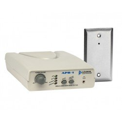 Louroe Electronics ASK-4-102 Single Zone Audio Monitoring Kit w/ Verifact D Mic.