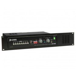 Louroe Electronics AP-8TB-RM (8)-Zone Audio Monitoring Base Station