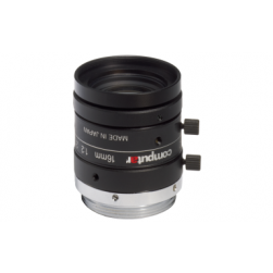 Computar M1620-MPW2 5MP Ultra Low Distortion Fixed Lens, 16mm