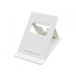 Aiphone MCW-S/A Desk Stand For Video Monitor, Adjustable 45/60 Degrees