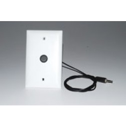 ETS ML1-S Un-Pre-Amplified Flush Mount Omni-Directional Microphone