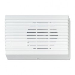 Interlogix MPI-36 Self-Contained Two-Channel (Yelp/Steady) Indoor Siren/Speaker