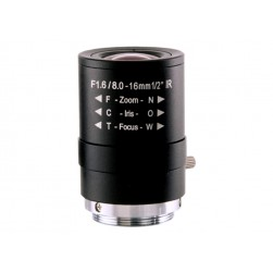 Arecont Vision MPL8-16 8-16mm Manual Iris Varifocal Lens