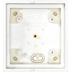 Mobotix MX-OPT-Box-1-EXT-ON-BL Single On-Wall Housing Black