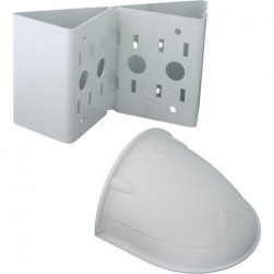 Mobotix MX-OPT-WHMH-SET Pole & Wall Mount Set