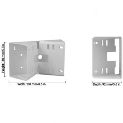 Mobotix MX-OPT-WH Wall Mount