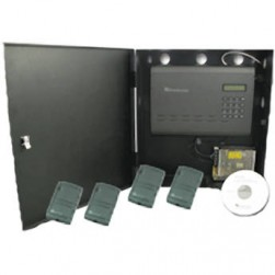 Everfocus NAV-04-1B 4 Door NAV Kit with 2 door expansion