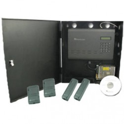 Everfocus NAV-04-1D 4 Door NAV Kit with 2 door expansion