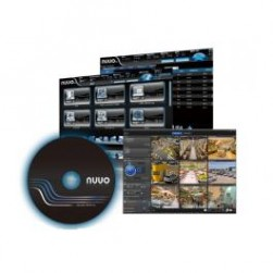 NUUO NT-Titan-UP 12 Electronic IP License for Titan NVR, 12 Cameras