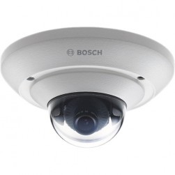 Bosch NUC-51051-F2M 5Mp Outdoor D/N Network Vandal Dome, IVM, 2.5mm