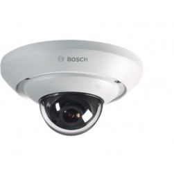 Bosch NUC-51022-F2 2.1 Megapixel Vandal-Resistant Day/Night Outdoor Dome Camera, 2.5mm Lens
