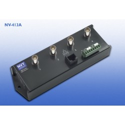 NVT NV-413A 4 Channel Passive Video Transceiver