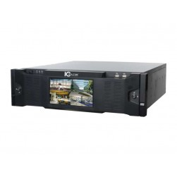 ICRealtime NVR-8128K-DR 128Ch 4K Network Video Recorder, No HDD