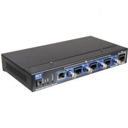 NVT NV-ER1804 TBus 4-Port Ethernet over Coax/UTP Receiver