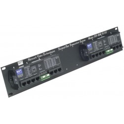 NVT NV-RM8-10 Rack Panel for Rack Mounting Kit