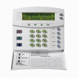 Interlogix NX-148E-RF 192-Zone Programmable LCD Keypad
