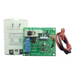 Elk P1215 Power Supply / Battery Charger
