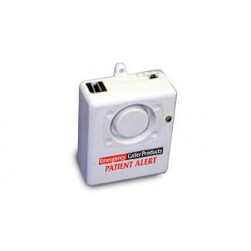 """United Security Products PA-4 Patient Alert Monitor with One 18""""x24"""" Bed/Floor Sensor Pad"""