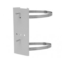 Pelco PA100 Mount Pole Adapter for CM1400 & EM22 Wall Mount