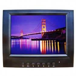 "PANASONIC, PLCD8C, 8"" LCD Monitor, 800 x 600 - REFURBISHED"