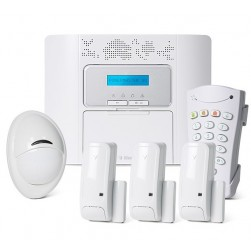 Visonic POWERMAXPRO-211-KIT Wireless All-in-One Home