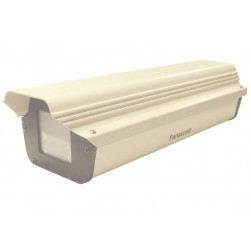 "Panasonic POH1500HB 15"" Outdoor Housing with Heater/Blower, Includes Wall Mounting Bracket"