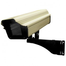 "Panasonic POH1500 15"" Outdoor Environmental Housing including Wall Mounting Bracket"
