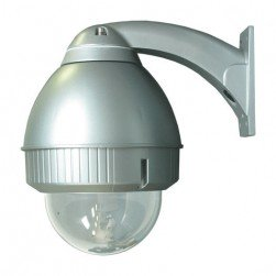 Panasonic POD9CWA Outdoor Dome Housing for Unitized PTZ Cameras
