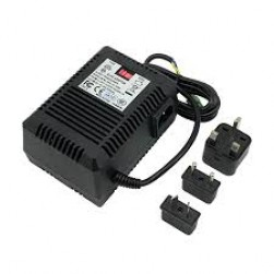 ACTi PPBX-0008 Power Adapter AC 100~240V with Universal Connectors