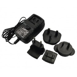 ACTi PPBX-0003 Power Adapter with Universal Connectors for Encoders