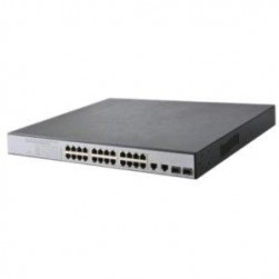 Brickcom PS-7242IL-AT 24-port 10/ 100M PoE+ Web Smart Ethernet Switch
