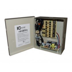 ICRealtime PWR-4DC-4A 4 Output 4-Amp Power Supply, 12VDC