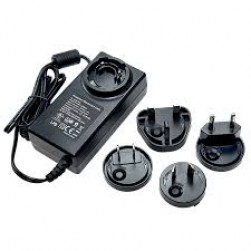 ACTi R707-X0003 Power Adapter AC 100~240V with Universal Connectors