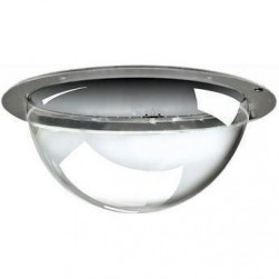 Videolarm RCSD16 Clear replacement dome for the POD16, SDW16, SDP16, MP163 series