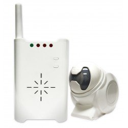 Optex RCTD-20U Indoor/Outdoor Wireless Annunciator System