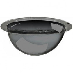 Videolarm RCTFD7 Tinted replacement dome for the FDP7, FDP75, FDW7, FDW75 series